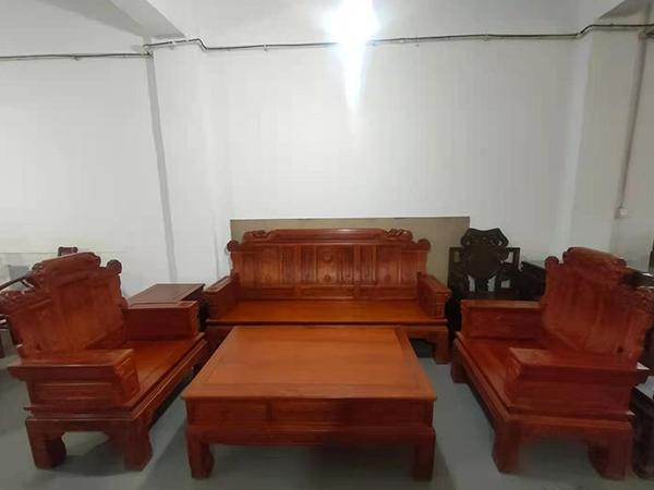 内蒙古红木家具