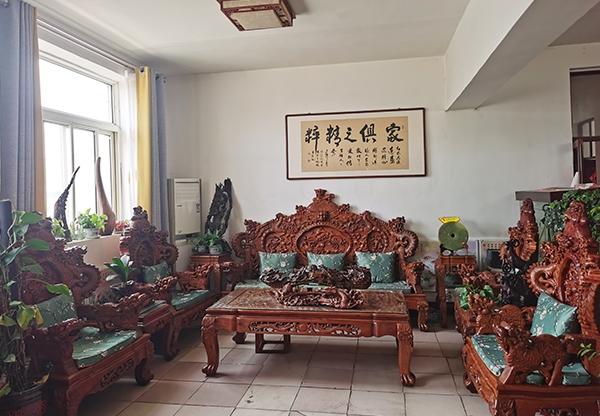 内蒙红木家具